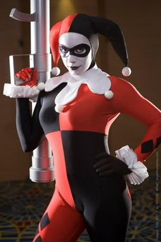 """Rebecca is just awesome topped with more awesome. My very first words to here """"*sigh! Really!?"""" (I had justgotten out of armor and wanted a pic with this amazing Harley. We have been friends ever since! lol)"""