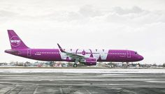 WOW Air said the plane with the registration name TF-GAY will fly to San Francisco (pictur...