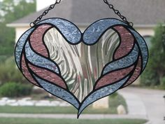 See what other glass artists are making and get inspired! Stained Glass Suncatchers, Stained Glass Designs, Stained Glass Panels, Stained Glass Projects, Stained Glass Patterns, Stained Glass Art, Delphi Glass, Angeles, Glass Wall Art