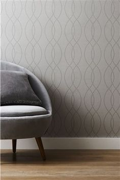 Buy Paste The Wall Beaded Wave Wallpaper from the Next UK online shop