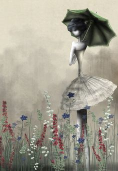L'herbier 165x11 fine art print named and signed by sibylledodinot, $40.00