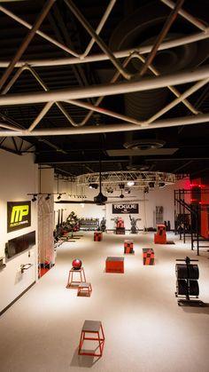 The New Era Of Gym Design - www.fitnesscenterdesign.com #crossfit #box…