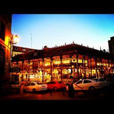Mercado de San Miguel, close to Plaza Mayor