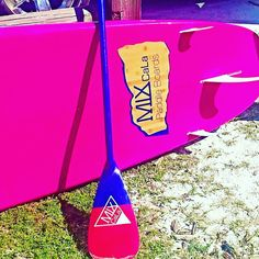Happy Friday! Get your lightweight bamboo SUP Paddleboard with matching Color SUP paddle for the summer. Only at MIXCALA.COM