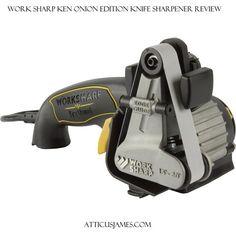 Repost: Work Sharp Ken Onion Edition Knife Sharpener Review