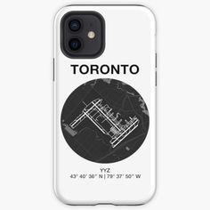 Designs, Toronto, Iphone Cases, Iphone Case, I Phone Cases