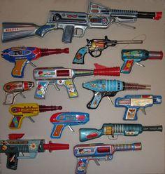 ray gun collection