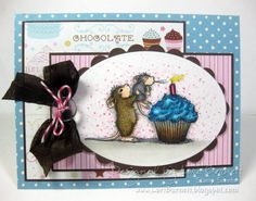 Yummy Cupcake! by versamom - Cards and Paper Crafts at Splitcoaststampers