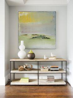 modern entry art + display