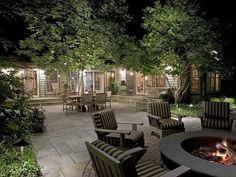 """Love the feel of this and reminds me of the backyard in the movie, """"It's Complicated"""""""