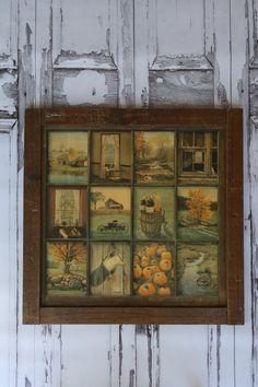 Vintage Home Interior Wall Hangings
