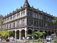 Palacio de Gobierno, Cuernavaca, Morelos, México.
