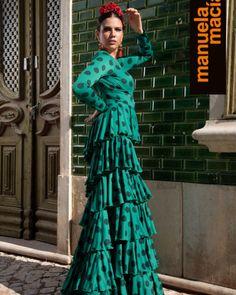 Colección 2019 Manuela Macías Moda Flamenca