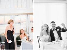 Chesapeake Bay Beach Club Wedding, sunset ballroom