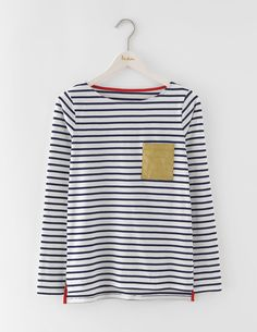Make a Statement Breton, $58.50, from Boden.