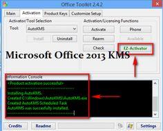 Office 2013 Toolkit amp EZ activator Full Final Latest Windows