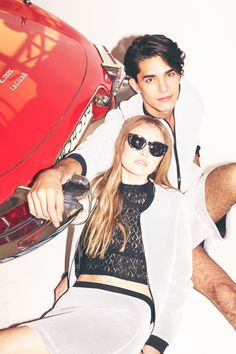 POPcph   Collection & Campaign are inspired by a trip to LA   Spring 15 collection at www.popcph.com