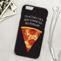 Committed Relationship With Pizza Junk Fast Food Hard by gprintco