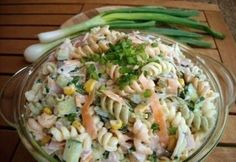 Pasta Recipes, Salad Recipes, Diet Recipes, Healthy Recipes, Cold Dishes, Healthy Food Options, Pasta Salad, Potato Salad, Food And Drink