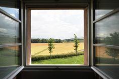 il campo #style #architecture #italy #design #chic #interior #italy #room #green #landscape