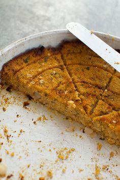 Large Sweet Potato Kibbeh with Mozzarella and Tomato