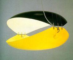 Lamp for Arredoluce by Ettore Sottsass Jr.