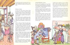 Pequeña historia de Antonio Machado de Monique Alonso, Pilarín Bayés. Publicado por Mediterrània,  1989.