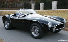 1965 Shelby 289 Cobra MK II   but give me a shelby any day