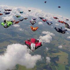 #wingsuit