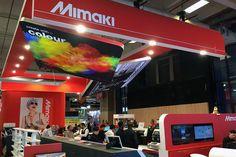 Mimaki dévoile ses nouvelles d'imprimantes jet d'encre UV à Viscom Paris
