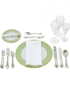 Special-Occasion Table Setting
