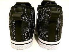 timeless design bcec0 f53d5 Adidas Originales Miel up de encaje Mujeres Cuña Zapatillas Tamaños de 4.5  a 7 Nuevo