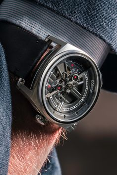 - High-End mechanical watches - watches Mechanical Watch, Watches, Men, Clocks, Clock, Guys, Mechanical Clock