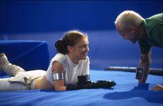 Our favorite Queen/Galactic Senator, Natalie Portman!
