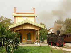 Ano Lechonia Railway