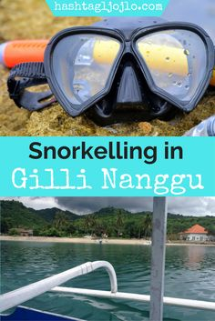 If you're planning a trip to Lombok, Indonesia, you'll want to check out Gilli Nanggu. It's a beautiful day trip from Lombok and has incredible snorkeling opportunities. If you're looking for things to do near Lombok, you won't want to miss this one. Make sure you save this post about snorkeling in Indonesia to your travel board so you can find it later.