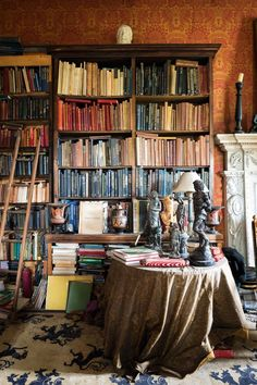 Bookshelf porn to inspire your literary collection