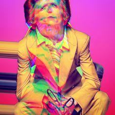 Jamie Hewlett | David Bowie
