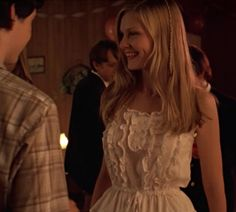 Kirsten Dunst as Lux Lisbon. Mazzy Star, The Virgin Suicides, Movies And Series, Sofia Coppola, Out Of Touch, Lost Girl, Kirsten Dunst, Aesthetic Movies, Teenage Years