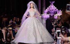 Resultado de imagem para elie saab wedding dresses 2015