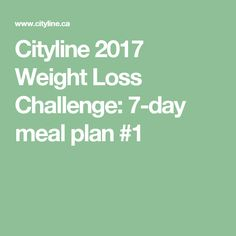 The first meal plan from Dr. Joey Shulman for the 2017 Cityline Weight Loss Challenge. Best Weight Loss Cleanse, Weight Loss Challenge, Weight Loss Drinks, Yoga Challenge, Yoga For Weight Loss, Fast Weight Loss, Weight Loss Plans, Weight Gain, Balanced Meal Plan