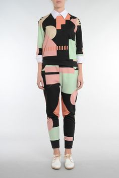 Pueblo Pant by Obus clothing. Inspired by the Hopi Indians of America. http://obus.com.au/