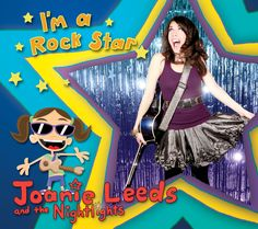Joanie Leeds I'm a Rock Star
