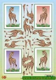 Nieuw bij Knutselparade: 1307 Card Deco knipvel giraffe HJ 6601 https://knutselparade.nl/nl/dieren/5634-1307-card-deco-knipvel-giraffe-hj-6601.html   Knipvellen, Dieren  -  Card Deco