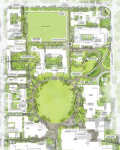 Designs for University of Toronto – St. George Campus unveiled Image - Janet…
