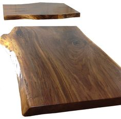 Live Edge Wood Counters by Grothouse - kitchen countertops - by The Grothouse Lumber Company