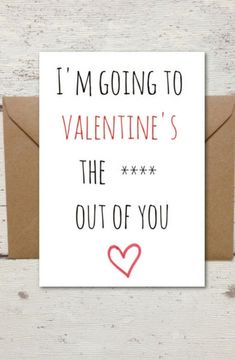Spire Trends: Sexy, Naughty and Funny Valentine's Day Cards