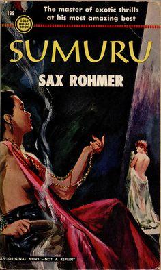 Sumuru by Sax Rohmer