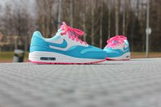 quality design 267a2 8238c Nike Air 1 GS Clearwater