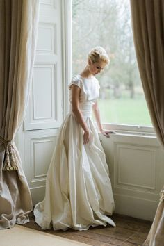 View entire slideshow: Disney Princess Inspired Wedding Dresses on http://www.stylemepretty.com/collection/3840/
